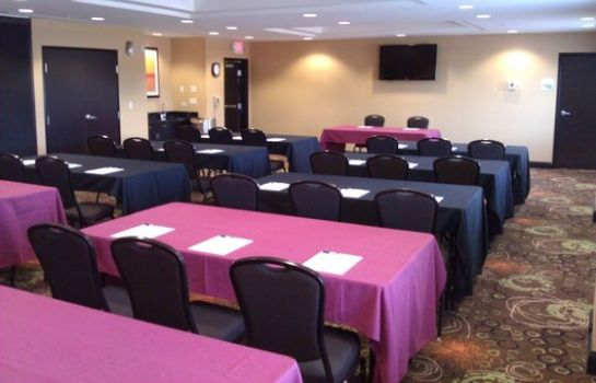 Sala de reuniones Holiday Inn Express & Suites TULSA SOUTH BIXBY