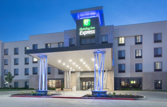 Außenansicht Holiday Inn Express & Suites AMARILLO WEST