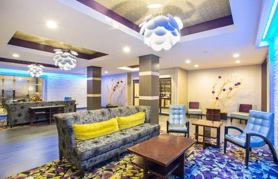 Hotelhalle Holiday Inn Express & Suites AMARILLO WEST