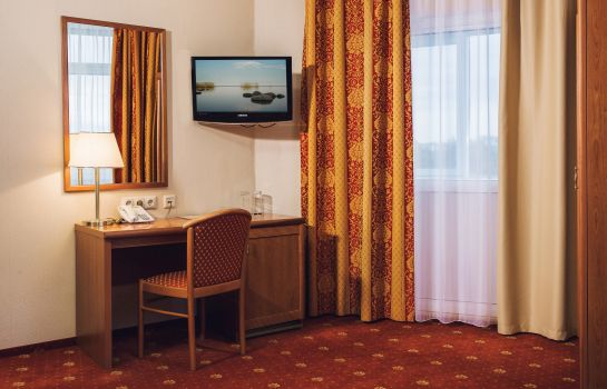 Chambre double (standard) Cosmos Petrozavodsk Hotel Космос Петрозаводск