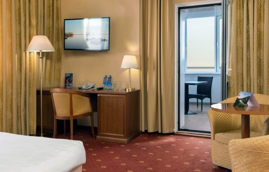 Chambre double (confort) Cosmos Petrozavodsk Hotel Космос Петрозаводск