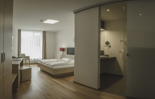 Chambre double (standard) Sternen Hotel