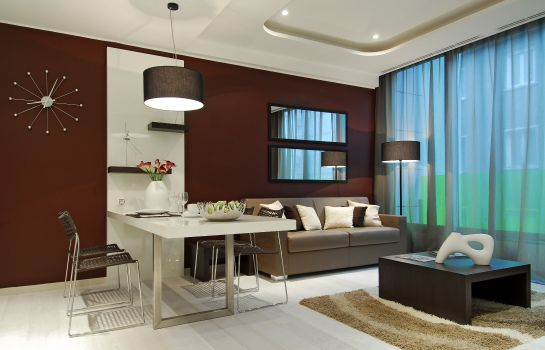 Chambre double (standard) Boscolo Residence