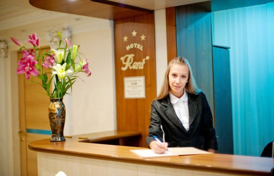 Reception RENT Hotel