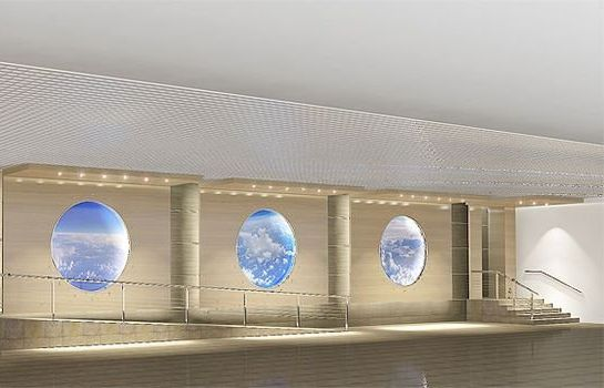 Exterior view CAPSULE  HOTEL AIR EXPRESS-SVO