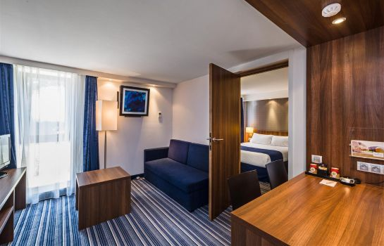 Chambre Golden Tulip Marseille Airport (ex Holiday Inn Express)