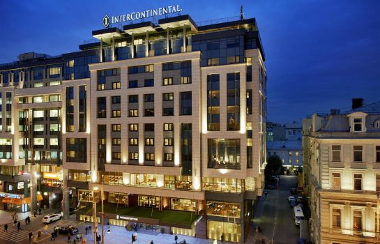 Vista exterior InterContinental Hotels MOSCOW - TVERSKAYA