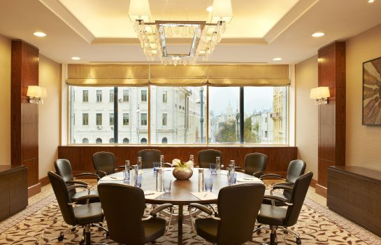 Conference room InterContinental Hotels MOSCOW - TVERSKAYA