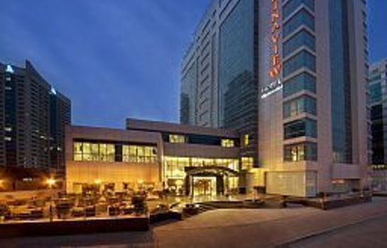 Exterior View Marina View Hotel Apartments