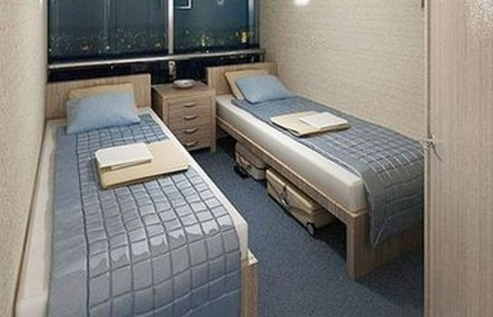 Room CAPSULE  HOTEL AIR EXPRESS-SVO
