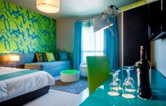 Suite junior Hotel Argento