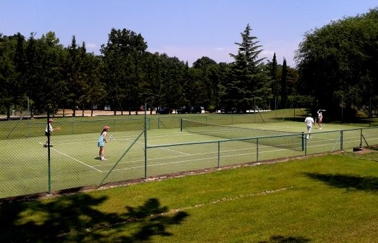 Court de tennis Montebelli Country Hotel