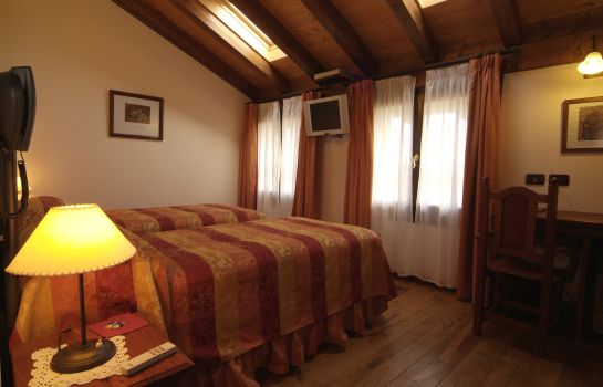 Single room (superior) Locanda del Mulino
