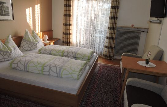 Chambre double (standard) Oasis Pension