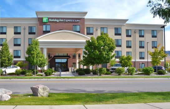 Außenansicht Holiday Inn Express & Suites MISSOULA NORTHWEST