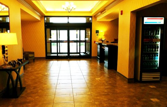Hotelhalle Holiday Inn Express & Suites MISSOULA NORTHWEST