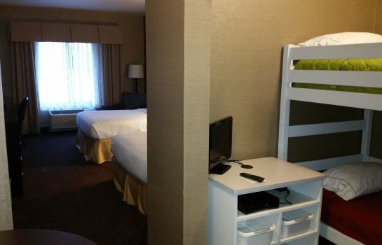 Suite Holiday Inn Express & Suites MISSOULA NORTHWEST