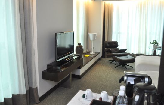 Single room (standard) G Tower Hotel