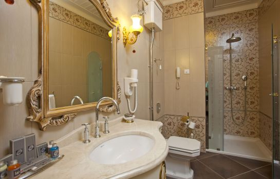 Badezimmer Limak Thermal Luxury Hotel