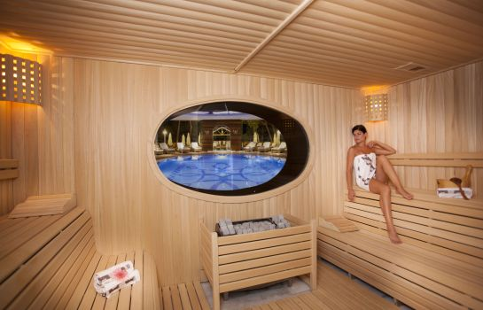 Sauna Limak Thermal Luxury Hotel