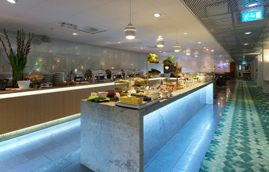 Breakfast buffet Best Western Plus Sthlm Bromma