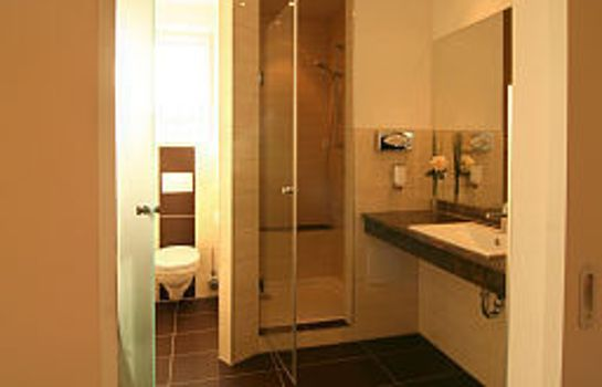 Badezimmer St. Georg Business Hotel