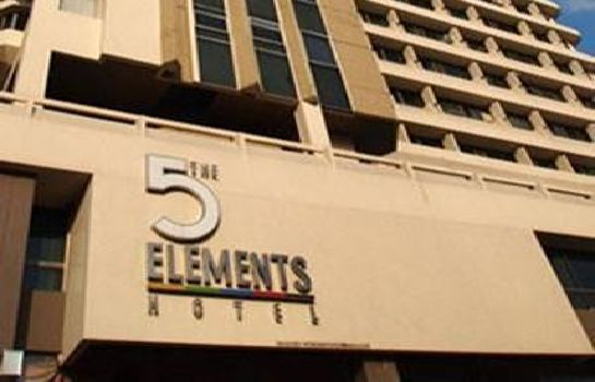 Exterior view The 5 Elements Hotel