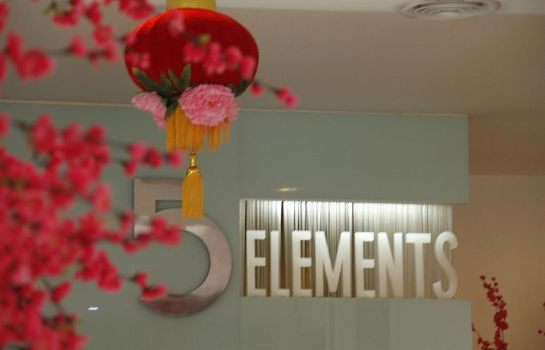 Reception The 5 Elements Hotel