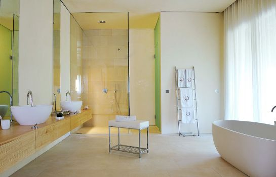 Bagno in camera MUSE Saint Tropez