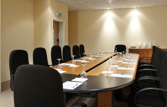 Conference room ibis Lagos Airport