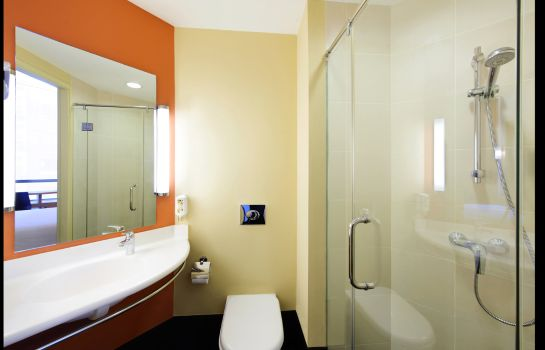 Bathroom ibis Singapore Novena