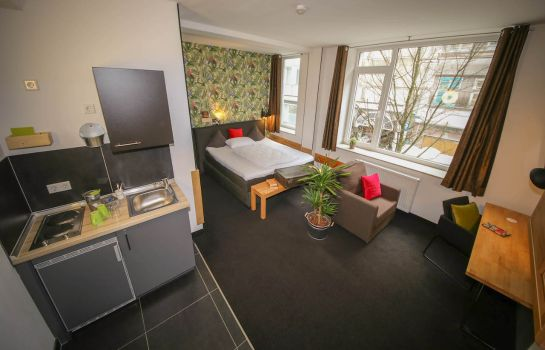 Chambre individuelle (confort) aappartel Boardinghouse