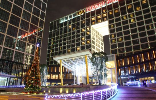 Exterior view Crowne Plaza SHENZHEN LONGGANG CITY CENTRE