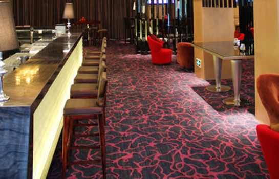 Hotel bar Crowne Plaza SHENZHEN LONGGANG CITY CENTRE