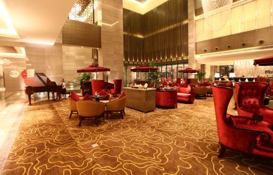 Lobby Crowne Plaza SHENZHEN LONGGANG CITY CENTRE