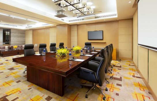 Conference room Crowne Plaza SHENZHEN LONGGANG CITY CENTRE