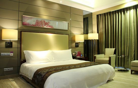 Room Crowne Plaza SHENZHEN LONGGANG CITY CENTRE