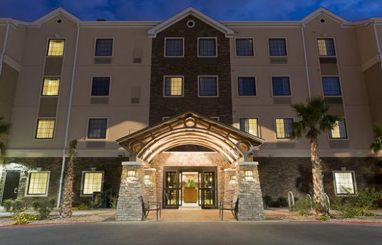 Vista exterior Staybridge Suites EL PASO AIRPORT AREA