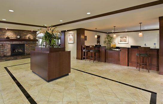 Lobby Staybridge Suites EL PASO AIRPORT AREA
