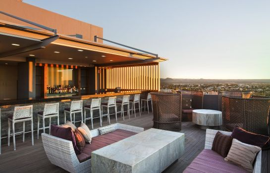 Hotel bar Hilton Windhoek