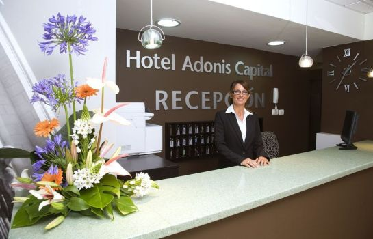 Hotelhal Adonis Capital