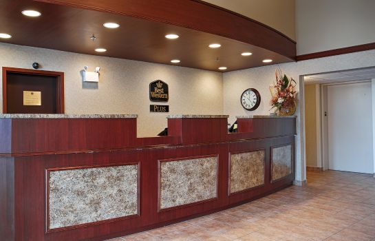 Hall BEST WESTERN PLUS MONCTON