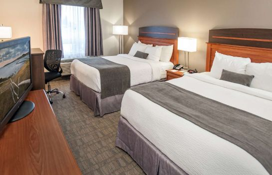 Camera BEST WESTERN PLUS MONCTON