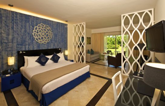 Pokój typu junior suite Ocean Maya Royale by H10 Hotels
