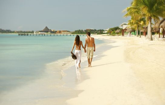 Plaża Ocean Maya Royale by H10 Hotels