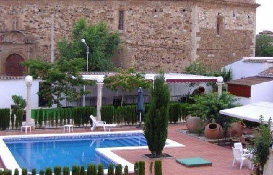 Hotel Hotel Casa Palacio En Santa Cruz De Mudela Hotel De
