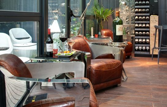 Bar hotelowy Le Boutique Hotel