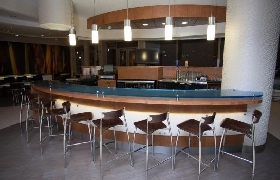Hotel-Bar SpringHill Suites Grand Junction Downtown/Historic Main Street