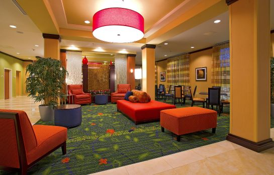 Hol hotelowy Fairfield Inn & Suites San Antonio Alamo Plaza/Convention Center