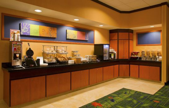 Restauracja Fairfield Inn & Suites San Antonio Alamo Plaza/Convention Center